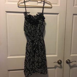 Snap Summer Dress